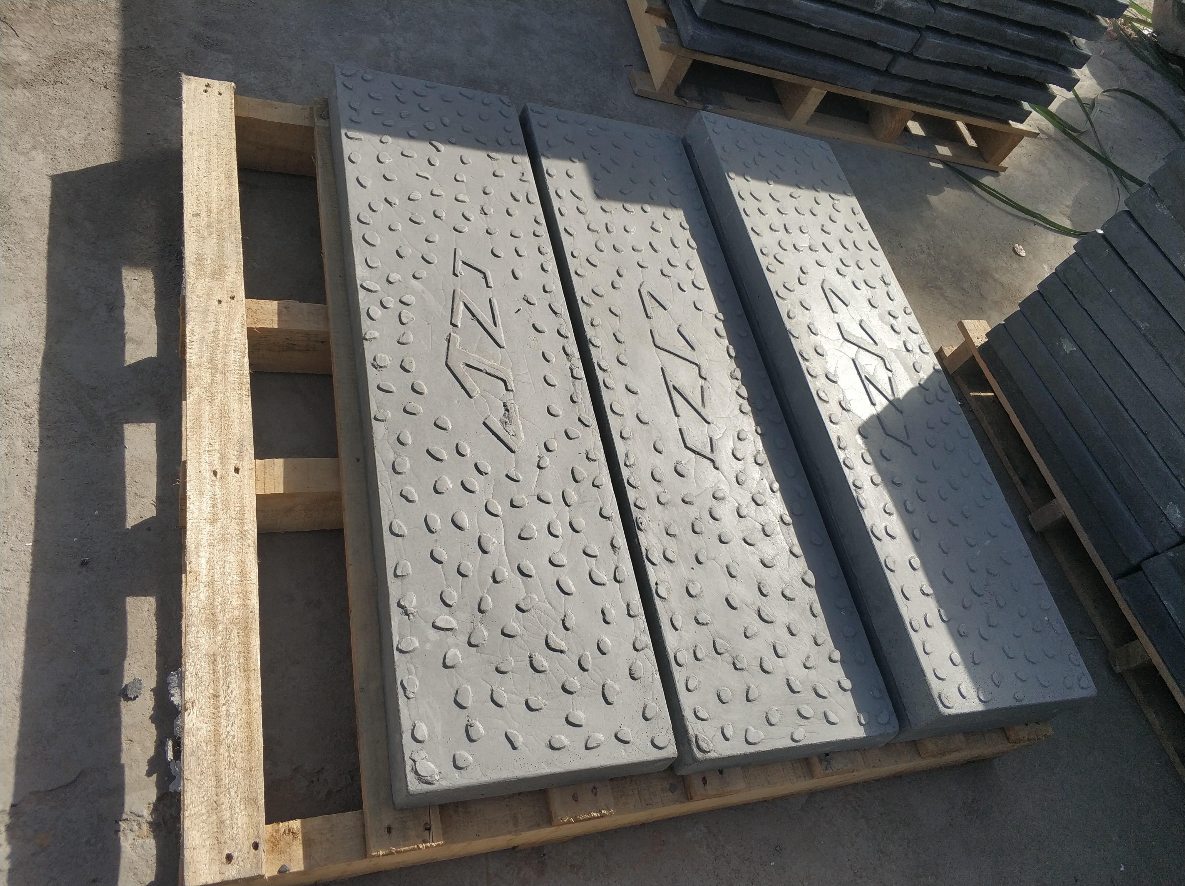 混凝土RPC盖板电缆沟盖板及其制作方法