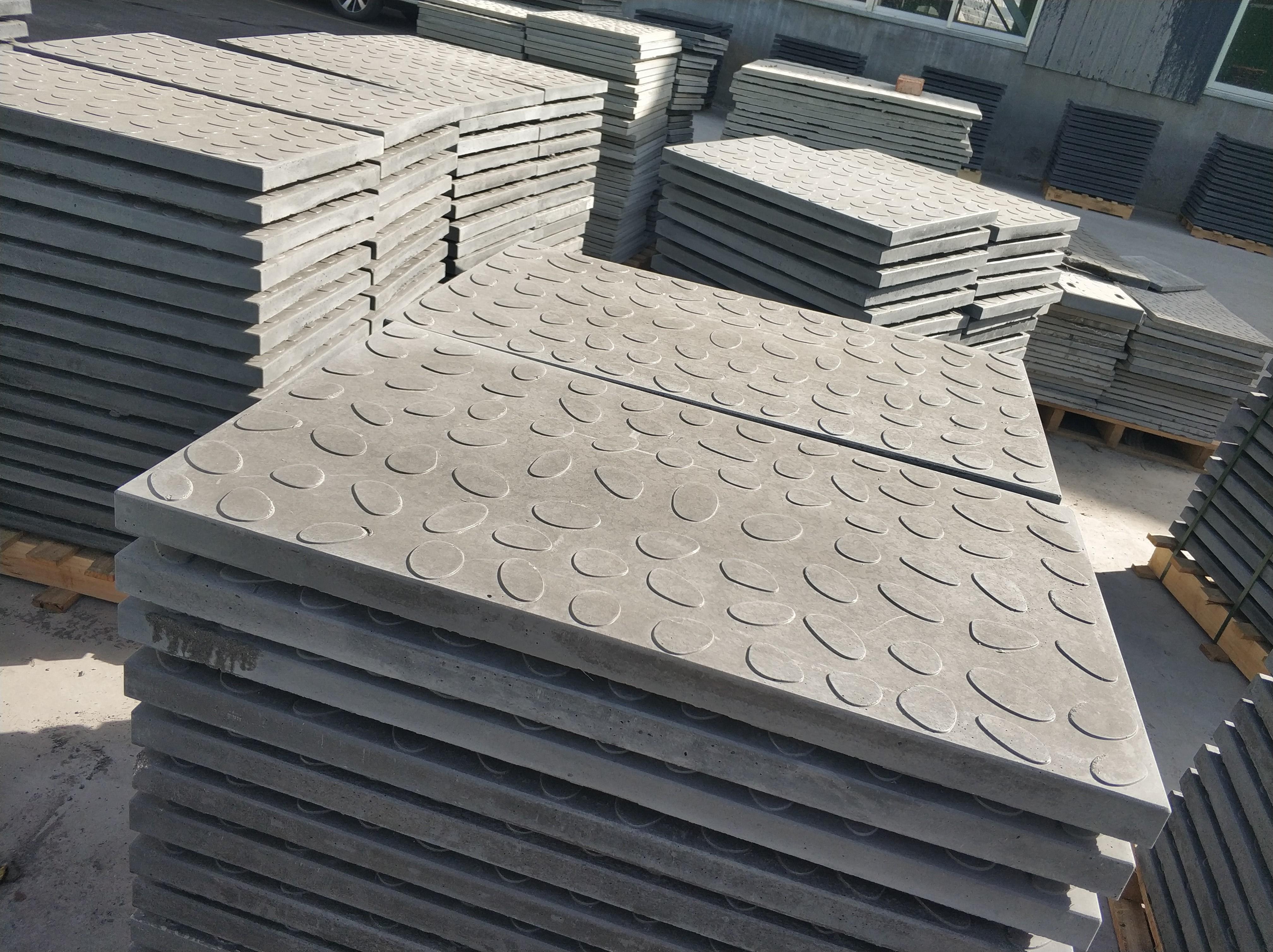 RPC盖板电缆沟盖板的优点及适用性
