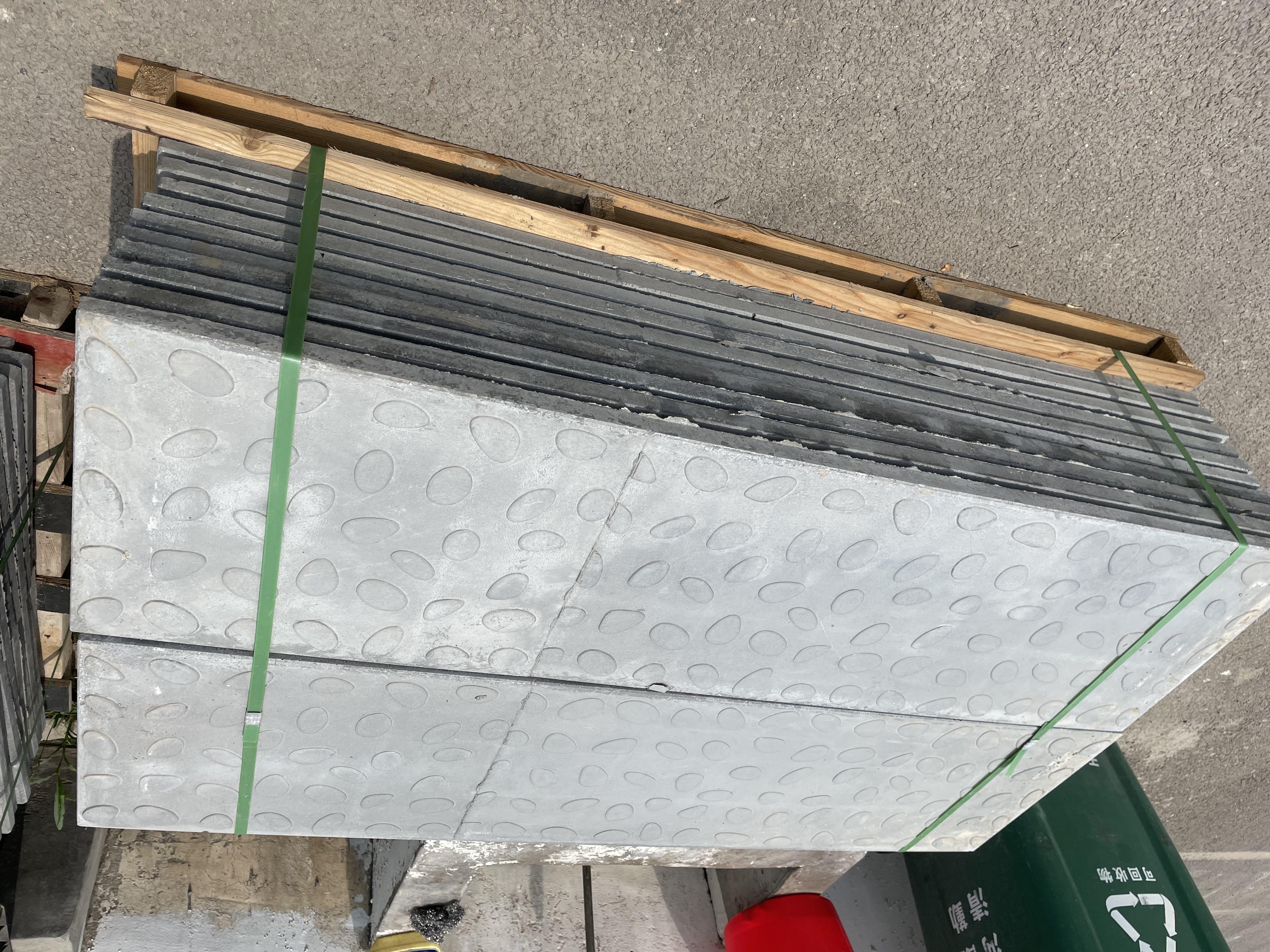 RPC高铁盖板的设计